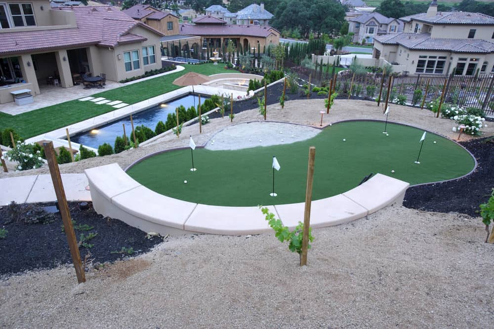 How to Build a Backyard Putting Green - Step by Step Guide